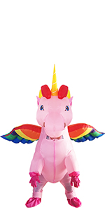 rainbow large wings