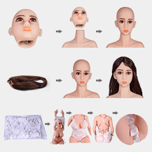 How to use the sex doll