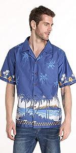 Hawaii Hangover Men Hawaiian Shirt