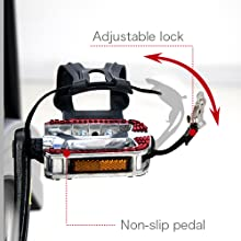 adjustable pedals