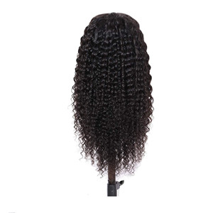 13x6 Deep Curly Wigs for Women Lace Frontal Wigs