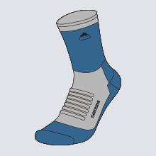 cushioned hiking socks