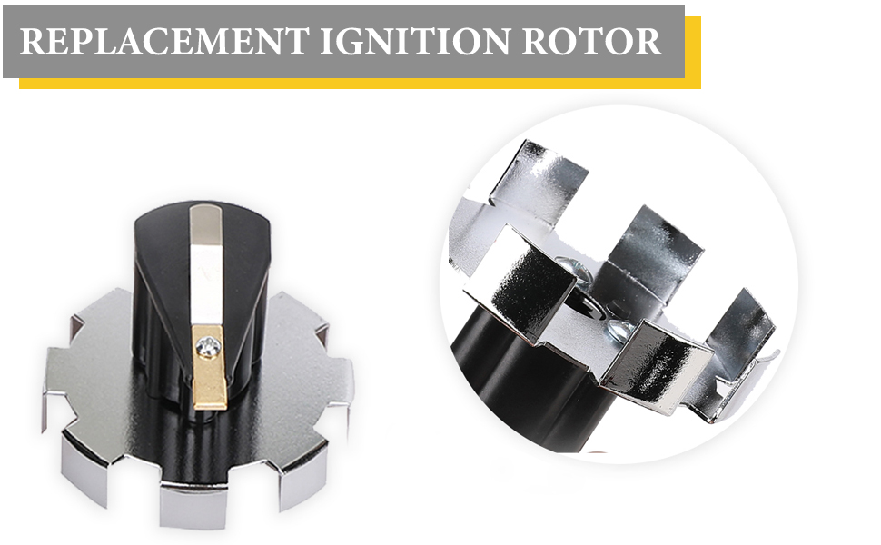 REPLACEMENT DISTRIBUTOR CAP amp; IGNITION ROTOR KIT