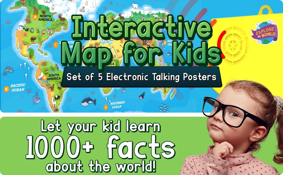 talking map