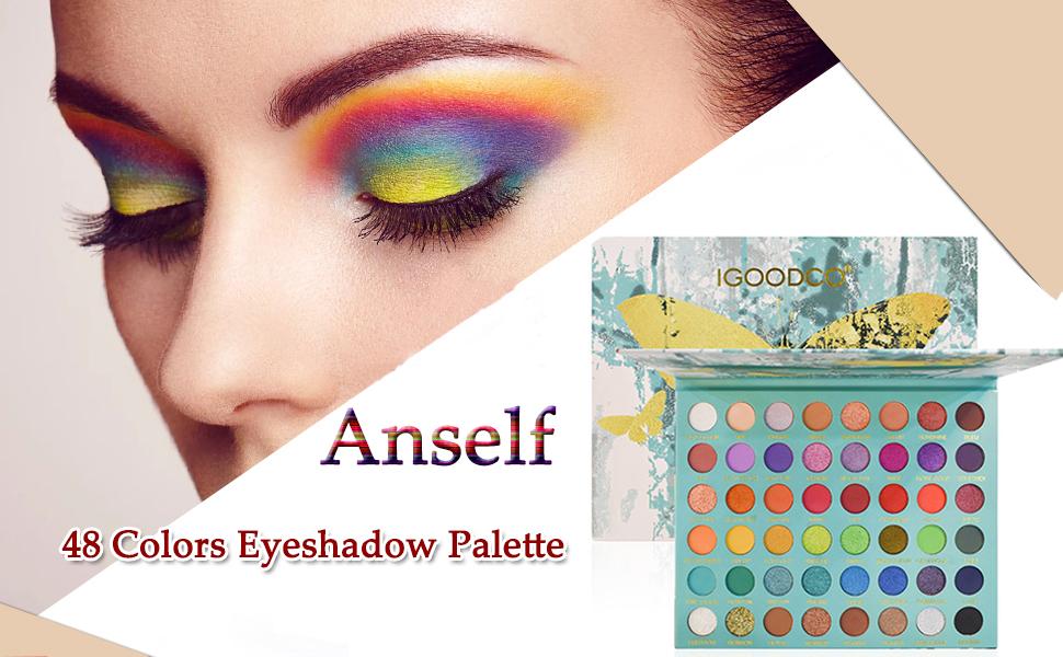 Makeup Eyeshadow Palette