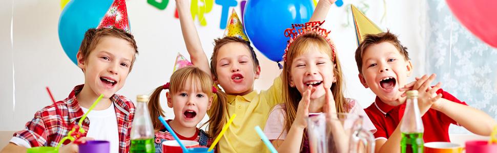 kinderen partij verjaardagsfeestje kinderfeestje geschenken cadeau zuigeling gift