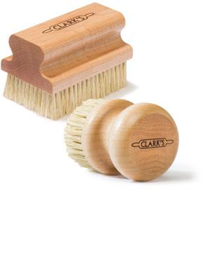 Clark's Scrub Brushes