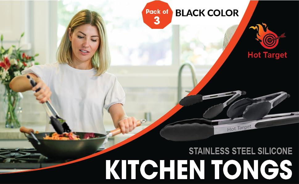 kitchen tongs
