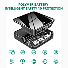 Polymer Battery Safety protection