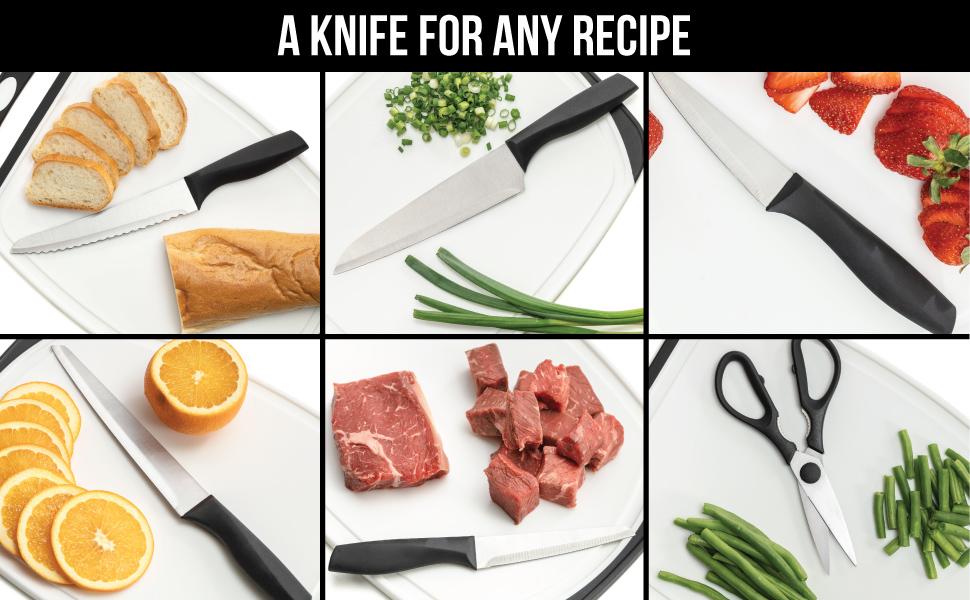 versatile knives
