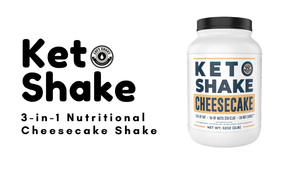 Cheesecake Meal Replacement Shake