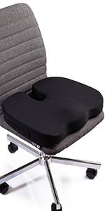 Seat Cushion Firm Coccyx