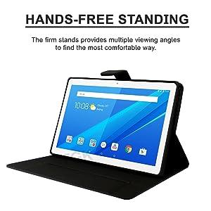 lenovo tab m10 tb-x505x cover TB-X505F TB-X505L 10.1 Inch tablet Leather Ultra Compact Folio Case