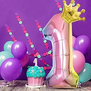 1 Compleanno Bimbo Decorazioni