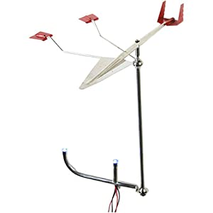 The vane is an original approach to the dilemma of Lightness VS Resistance With all supporting boats