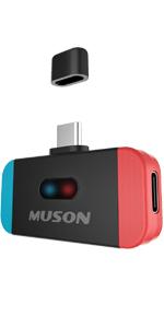 Nintendo Switch Bluetooth トランスミッター  Non-Bluetooth PS4 PC 車/テレビ/ワイヤレスイヤホン 対応