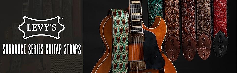 sundance guitar strap