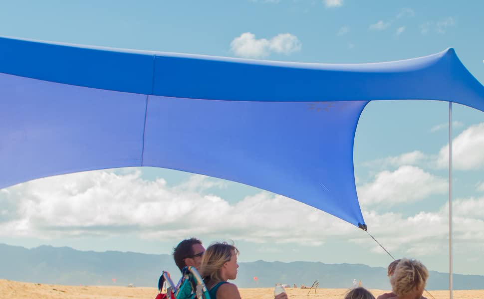 Neso Tents Grande Beach Tent UP50+