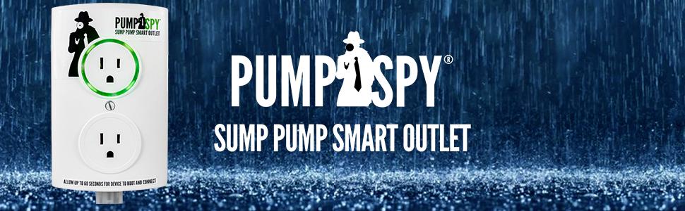 PumpSpy WIFI Sump Pump Smart Outlet  PumpSpy PSO1000 Wi-Fi Sump Pump Smart Outlet 7b87c145 e32a 4b3e b318 259474eb5e7e