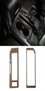 Gear Panel amp; Cup Holder Cover Trim for for Ford F150 2016 2017
