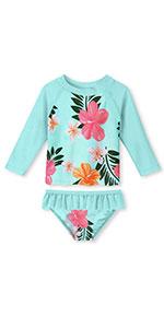 girl 2 piece swimsuit