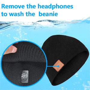 bluetooth beanie for men gifts