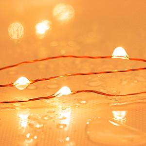 100% Waterproof LED Fairy Light String