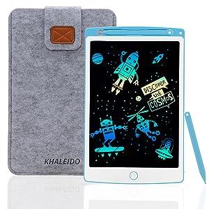 Blue tablet