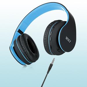 WXY Over Ear Bluetooth Headphones-EBC-4