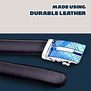 Made Using Durable Leather