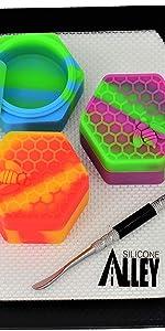 Hexagon Mat Carving Kit