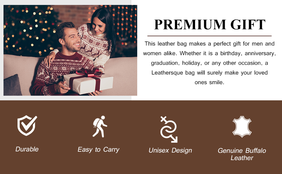 Premium gift for him luxury gift for her