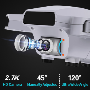 2.7K HD Camera