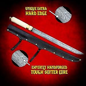 cuchillos forjados a mano vikings blade viking knife for men longseax sax knives seax celtic norse