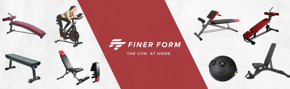 finer form