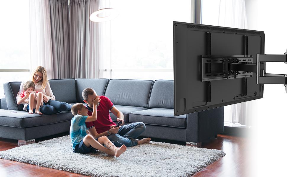 Staffa per TV