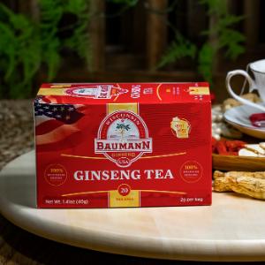 Baumann Ginseng Tea