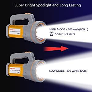 long flashlight