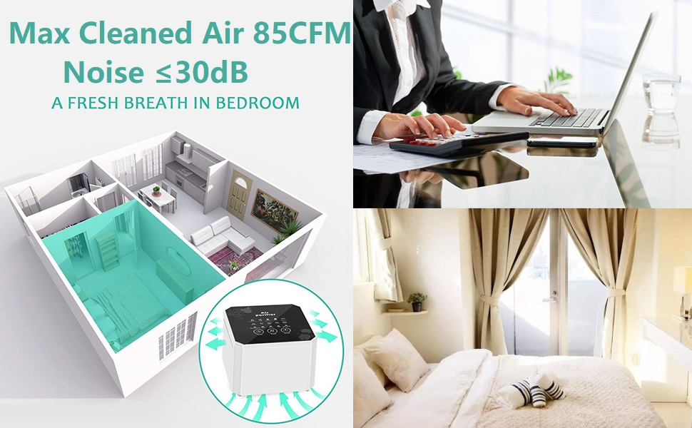 small air purifiers