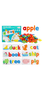 See and Spelling Learning Toy