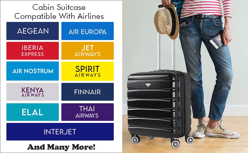 easyjet suitcase cabin