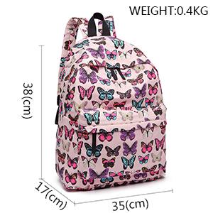 butterfly backpack for girls