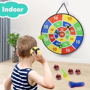 Indoor kid games