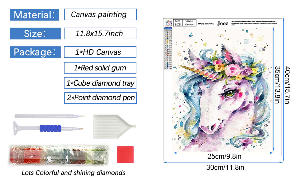 diamond painting kits for adults animals