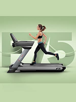 Sportstech F75 Cinta de Correr Profesional Plegable; Superficie de ...
