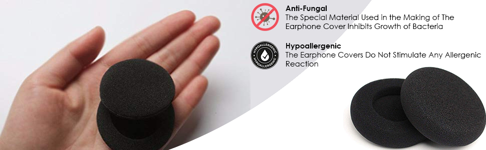 headphone cushion pads