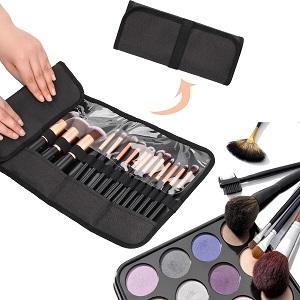 brush holder makeup organizer