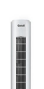 Gotoll Ventilateur Tour Télécommande 110cm Ventilateur