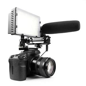 LED video light portable