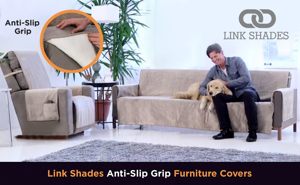Recliner Sofa Pet Protector